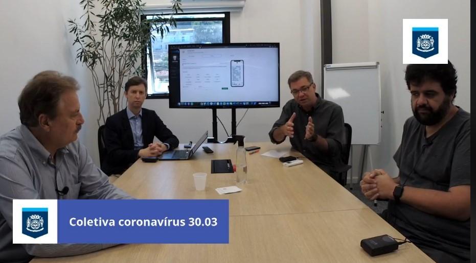 Florianópolis deve aplicar 150 mil testes e avisar moradores sobre pacientes com coronavírus por SMS