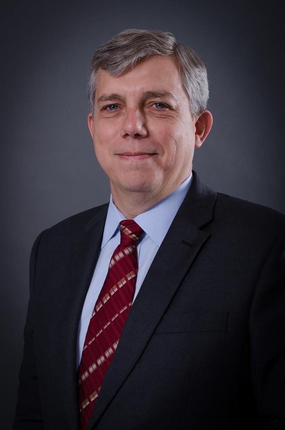 Eduardo Bartolomeo, nomeado diretor-presidente interino da Vale. — Foto: Divulgação/Vale