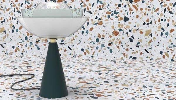 Luminária Lotus, de Serena Confalonieri para a Mason Editions, que participará do Ventura Future (Foto: Divulgação)