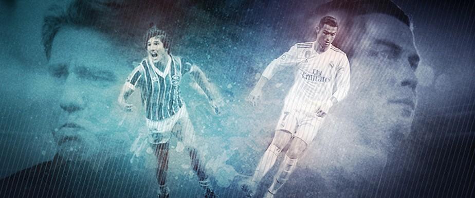 Afinal, quem é melhor: Cristiano Ronaldo ou Renato Gaúcho? Nós comparamos