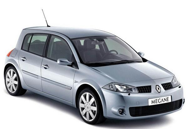 Renault Mégane 2004 (Foto: divulgação)