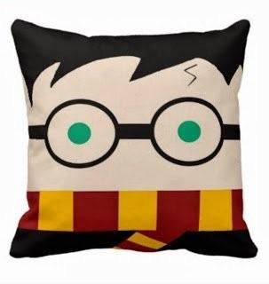 Almofada de Harry Potter - Amazon (Foto: Reprodução/ Amazon)