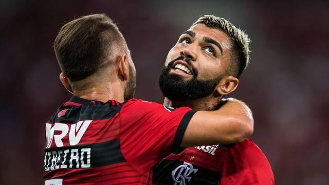 Gabigol, Éverton Ribeiro, Flamengo