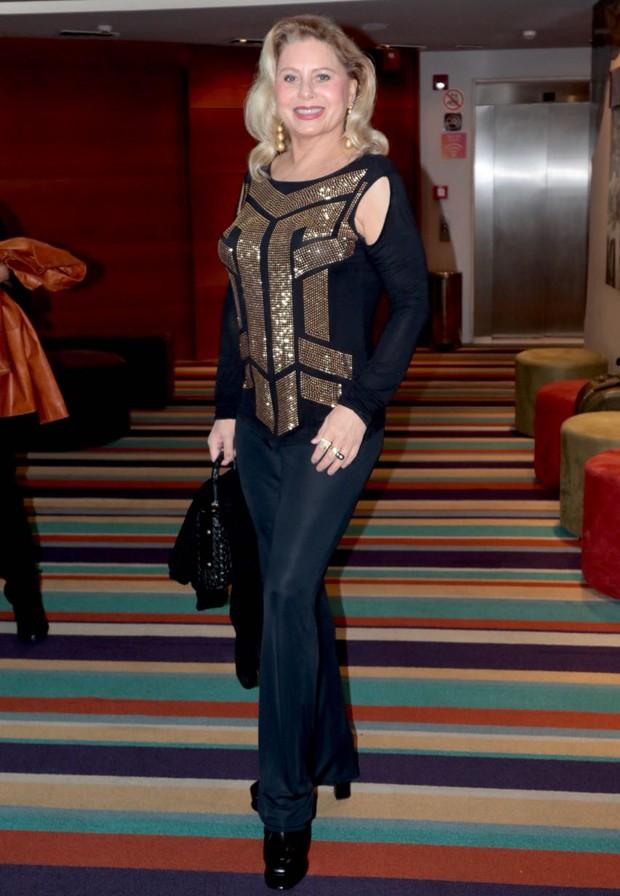 Vera Fischer (Foto: Daniel Janssens/Ed. Globo)