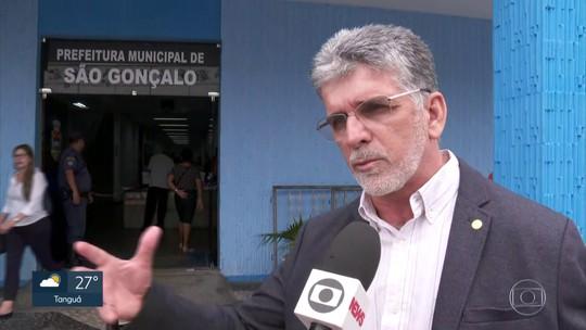 Vice-prefeito de São Gonçalo encaminha ao MP denúncia sobre contrato firmado pelo prefeito