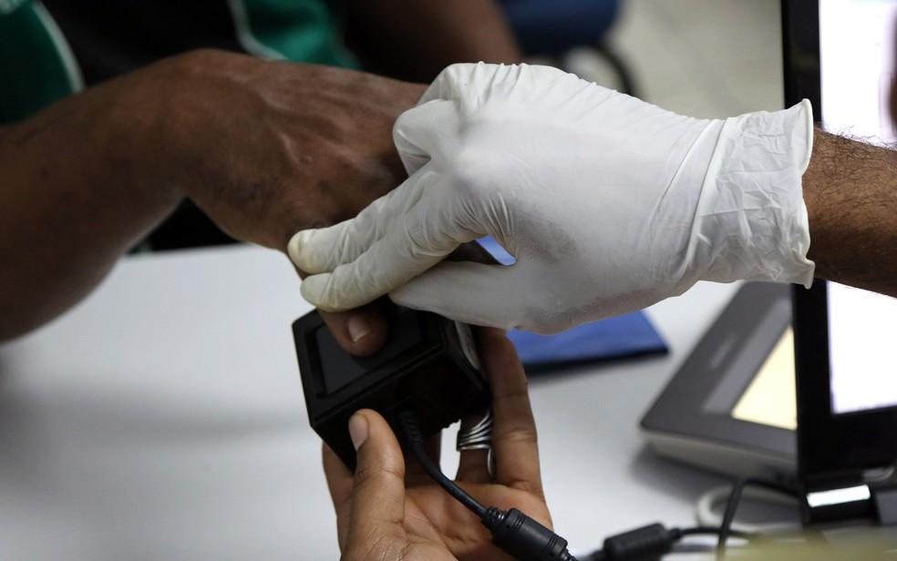 Quem não fizer recadastramento biométrico até 31 de janeiro vai poder regularizar situação até maio. (Foto: Bruno Concha/Secom PMS)