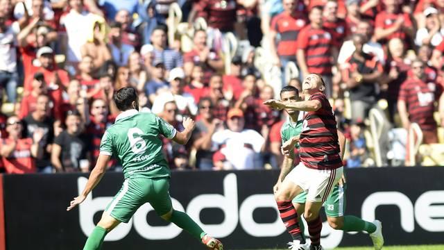 Flamengo 6 X 1 Goias Campeonato Brasileiro 2019 Rodada 10 Tempo Real Globo Esporte