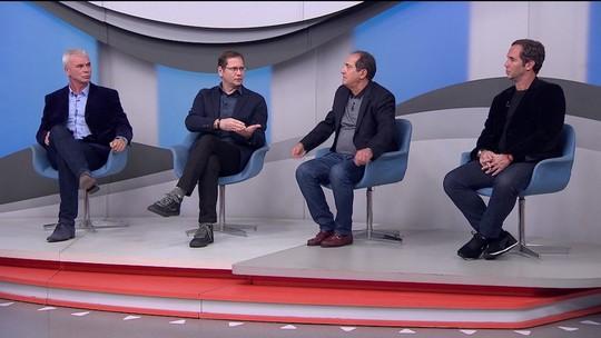 Galvão afirma que Ceni deveria ter seguido no Fortaleza; Caio entende decisão do treinador
