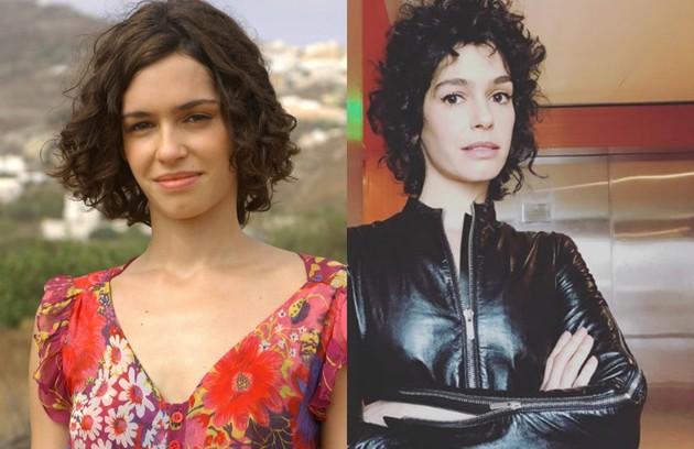 Maria Flor interpretou Taís, uma garota vítima do tráfico internacional de mulheres. Ela está no elenco da série 'Irmãos Freitas', do Space (Foto: TV Globo / Reprodução Instagram)