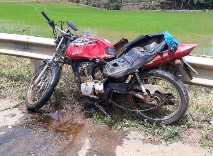 Jovem de 26 anos morre em acidente na BR-470 no Vale do Itajaí - Notícias - Plantão Diário