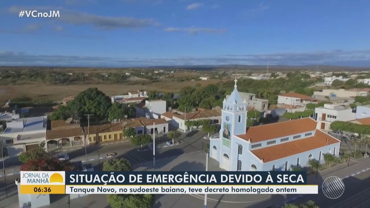 Municípios do interior do estado têm situação de emergência homologada por causa da seca