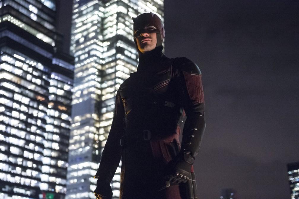 """""""Demolidor"""" é a primeira série da parceria entre Marvel e Netflix — Foto: Divulgação"""