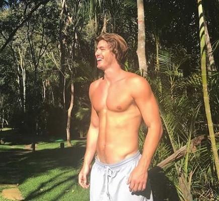 Lucas Capri (Foto: Reprodução Instagram)