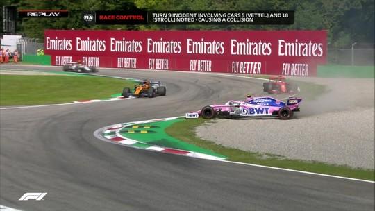 """Montoya defende Vettel em má fase e diz que não vê problema na parte mental: """"É mais técnico"""""""