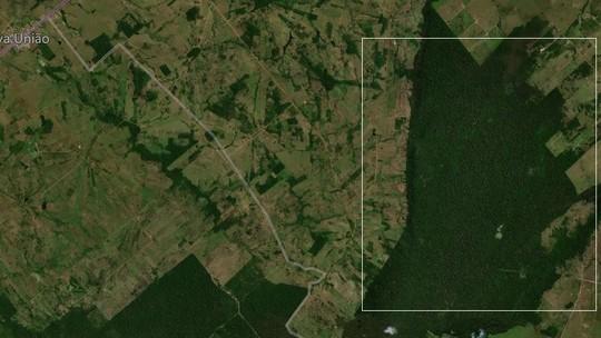 Foto: (Bing Maps/Reprodução)