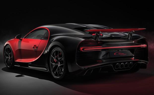 Bugatti Chiron Sport (Foto: Divulgação)