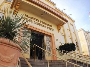 Câmara Municipal de Araraquara (Foto: Câmara Municipal de Araraquara/Divulgação)