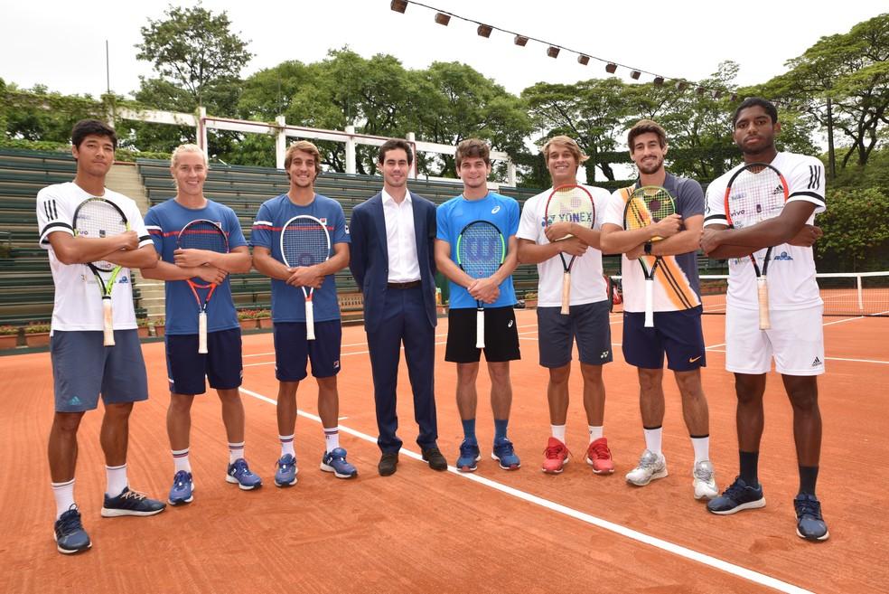 8caaf2f142e Nova geração do tênis brasileiro disputa Maria Esther Bueno Cup por ...