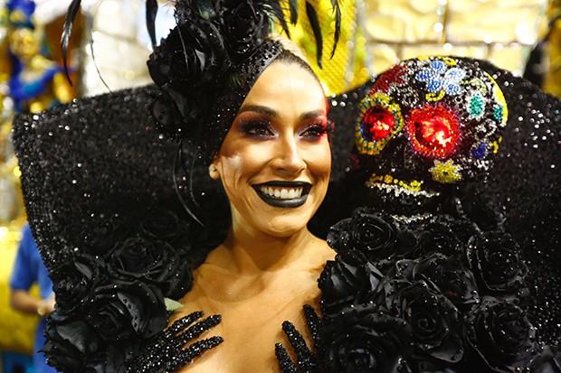 Dani Bolina (Foto: Eduardo Saraiva/ Ed. Globo)