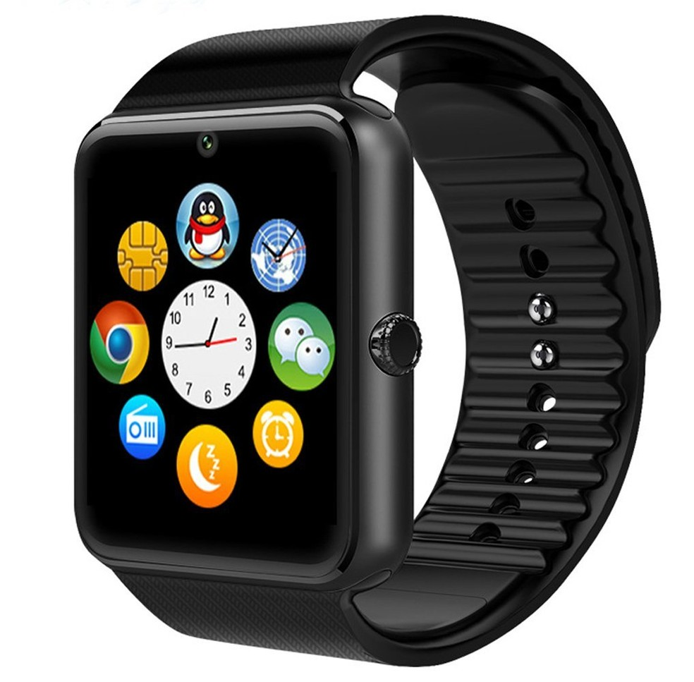 Accurate cardiac monitoring devices are among those that make smart watches more expensive. Cheaper versions may sin in these functions. - Photo: Press Release / Smartwatch GTO