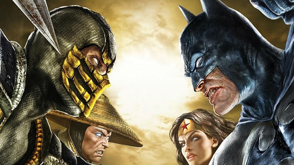 Os piores jogos de Mortal Kombat: Mortal Kombat vs DC Universe � Foto: Divulgação / WB Games