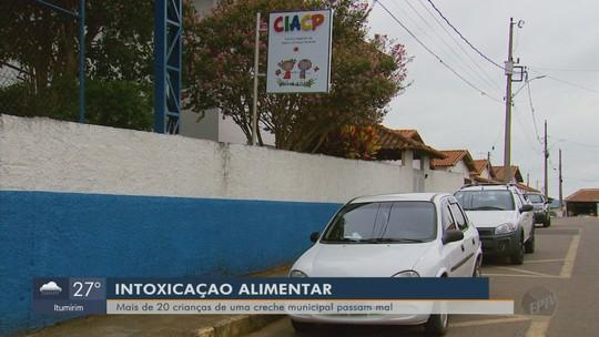 Alunos de creche são internados com suspeita de intoxicação alimentar em Monsenhor Paulo