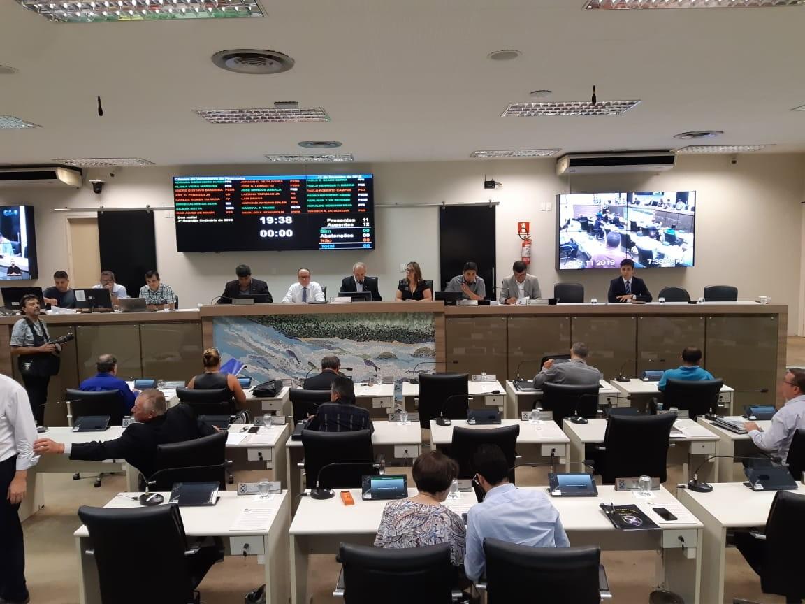 Projeto que 'congela' salários da prefeitura e vereadores de Piracicaba em 2021 é aprovado na Câmara - Notícias - Plantão Diário
