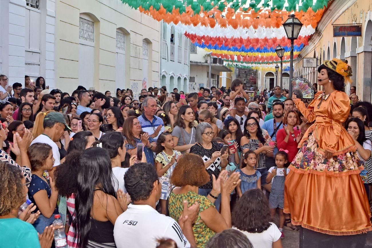 Centro Histórico de São Luís apresenta 'Passeio Serenata'