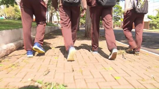 Adolescentes encontram sacola com R$ 20 mil na rua e devolvem ao dono em Faxinal, no norte do Paraná