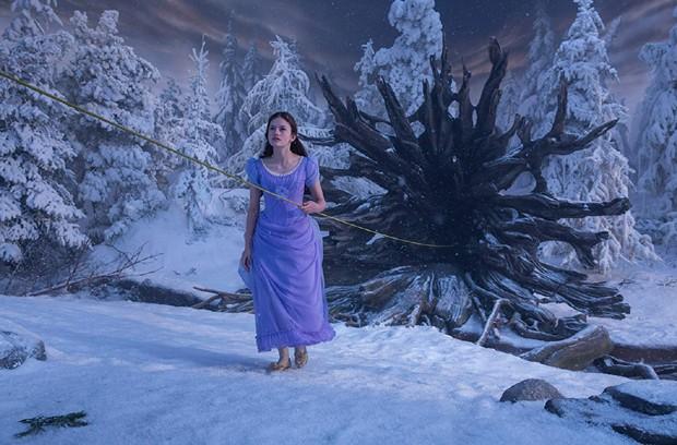 Mackenzie Foy em O Quebra-Nozes e os Quatro Reinos (Foto: Divulgação/Disney)