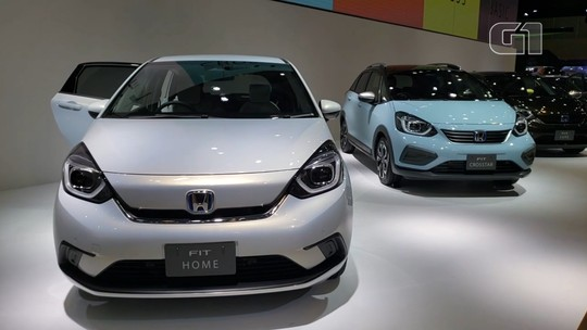 Veja os detalhes do novo Honda Fit