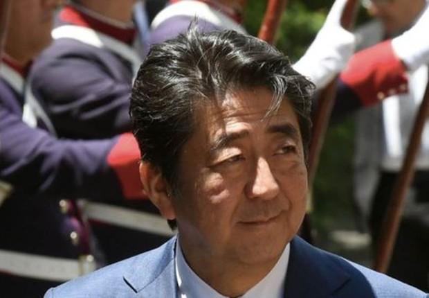Até recentemente o Japão era uma das grandes economias mais céticas em relação à abertura de mercados. Agora, está virando protagonista em acordos de livre-comércio. Primeiro-ministro Shinzo Abe teve papel importante nessa mudança de orientação (Foto: Getty Images)