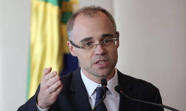 André Mendonça, ministro da Justiça