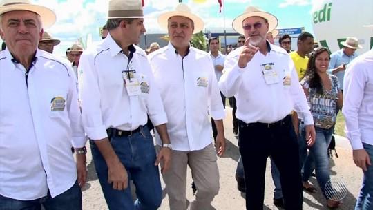 Governador Rui Costa visita a Bahia Farm Show, maior feira de agronegócio do Nordeste