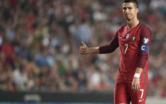 Cristiano Ronaldo. O craque fez tudo o que podia no Real Madrid, mas tem uma dívida com a seleção de Portugal (Foto: Getty Images)
