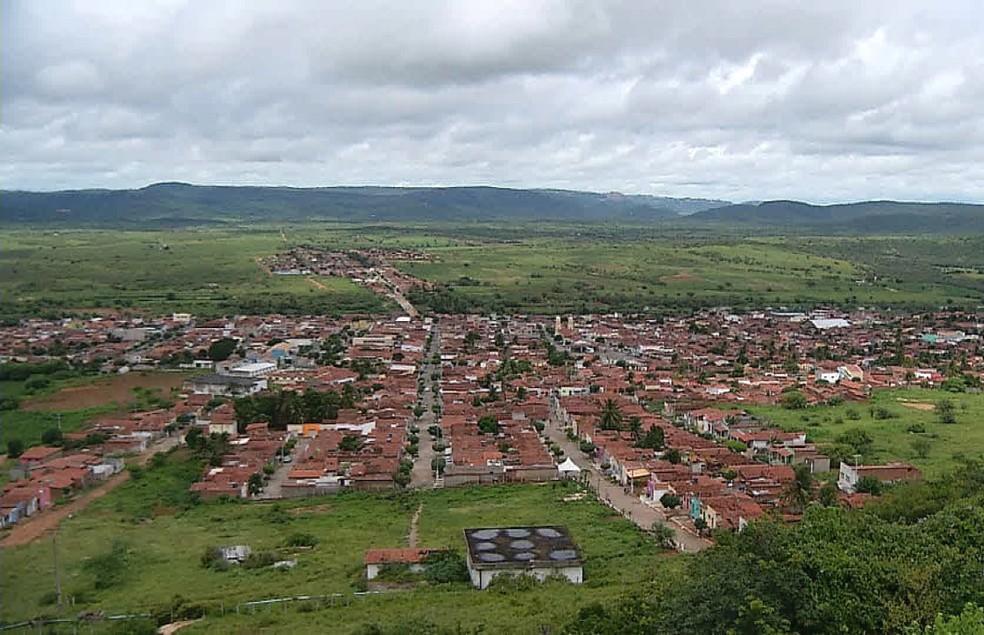 Município fica a 110 quilômetetros de Natal (Foto: Reprodução/Inter TV Cabugi)