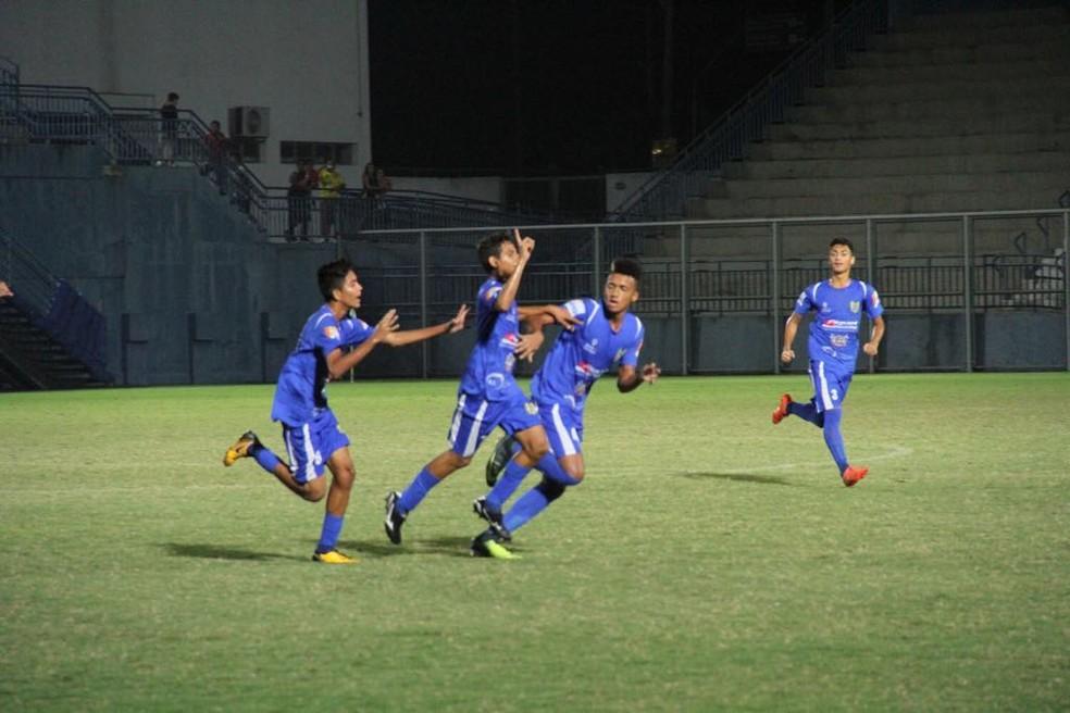 Nacional venceu Sul América por 3 a 2 (Foto: Arlesson Sicsú/Nacional)