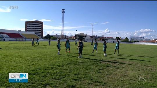 Time sub-20 do Petrolina começa preparação para o Campeonato Pernambucano