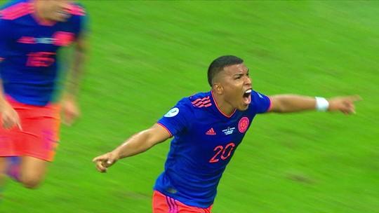 Classe de James, lampejos de Messi, vaias ao Brasil e choro de Suárez: Salvador na Copa América