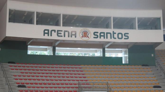 4bb628b6d4 Santos promove seletiva para montagem da equipe masculina de handebol
