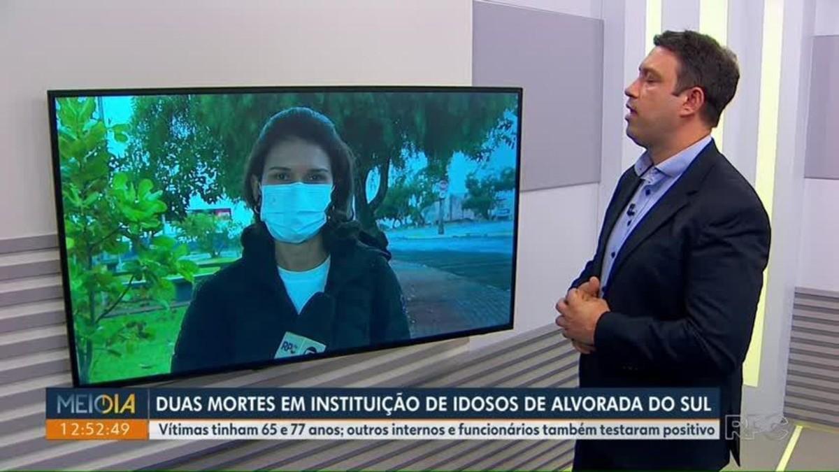 Dois idosos morrem por complicações da Covid-19 em asilo de Alvorada do Sul, diz município