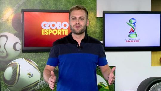 Brasília recebe a Copa do Mundo sub-17 no próximo sábado