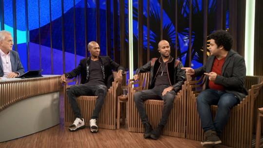 Samba invade o 'Conversa Com Bial' com Turma do Pagode e Robson Nunes