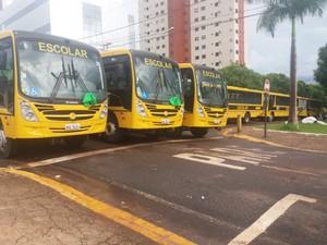 Prefeitura de Cacoal abre teste seletivo para contratar motoristas e monitores escolares (Foto: Fernanda Bonilha/G1)