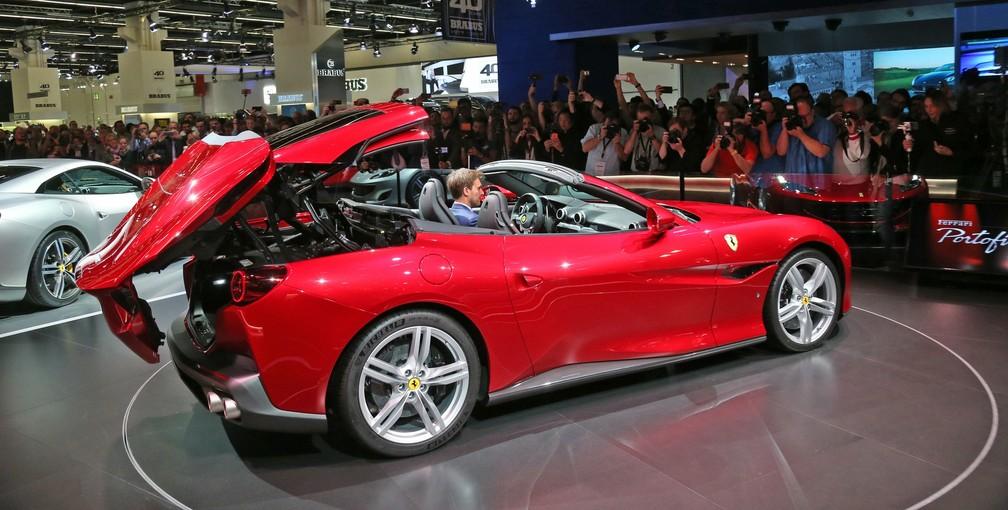 Ferrari Portofino (Foto: Divulgação)