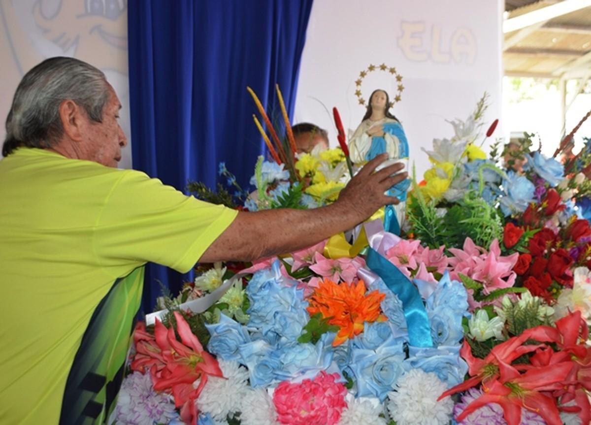Família realiza festejo em homenagem à Nossa Senhora da Conceição no Curiaú