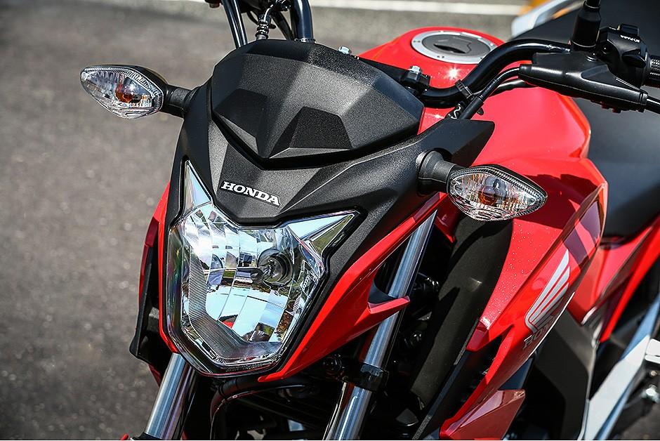 Fotos Honda Cb 250 Twister Auto Esporte Fotos