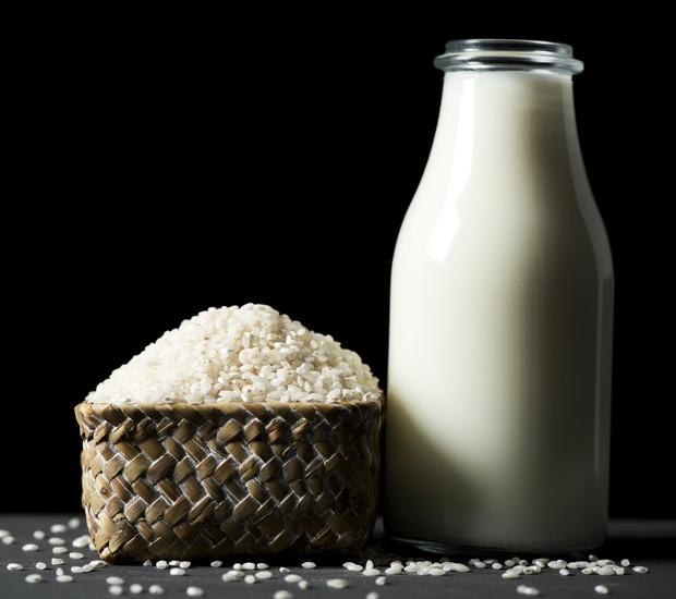 Leite de arroz  (Foto: Thinkstock)