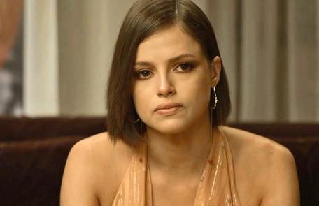Na terça (20), Josiane (Agatha Moreira) revelará a verdade sobre seu caso com Régis para a mãe e a deixará sem nada Reprodução