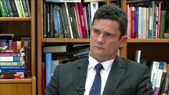 Proposta que quer proibir delação de quem está preso é absurda, diz Moro